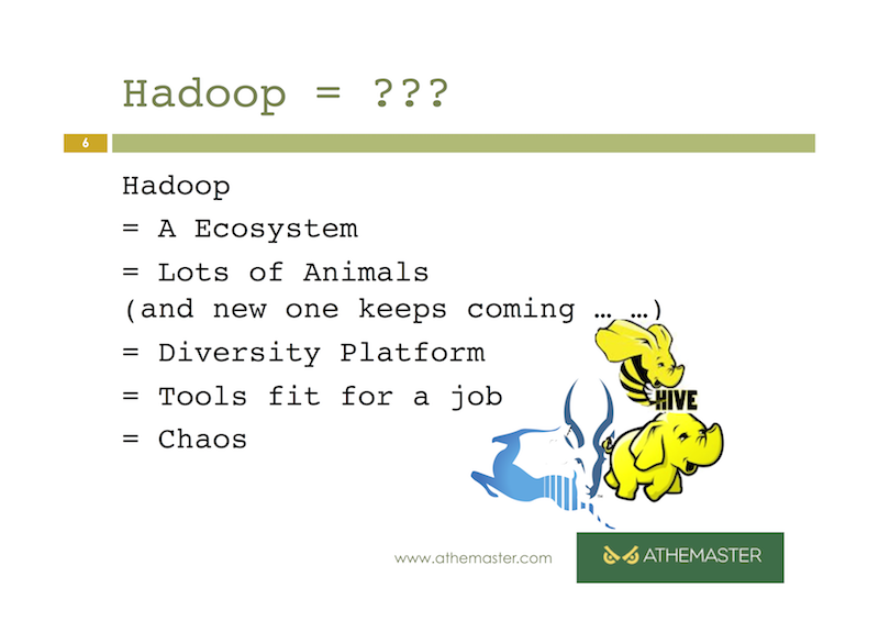 Taiwan Hadoop User Group + GCPUG Taiwan Meetup
